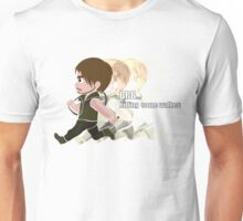 BRB Killing some walkers- Daryl  Unisex T-Shirt
