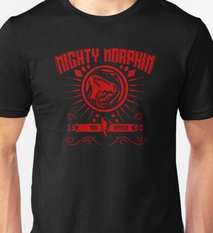 Red Ranger Unisex T-Shirt
