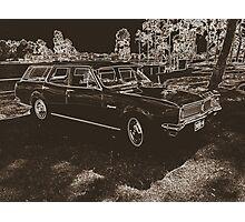 Wagon Life Photographic Print