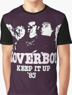 LOVERBOY Graphic T-Shirt