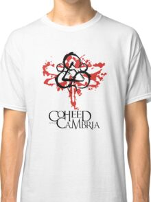 coheed and cambria The Second Stage Turbine Blade Classic T-Shirt