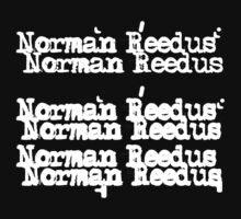 Norman Reedus/Cheap Trick One Piece - Short Sleeve