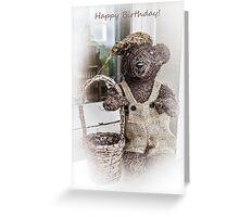 Teddy Bear Picnic Greeting Card