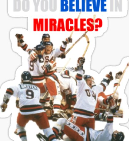 miracle Sticker