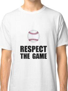 Respect Baseball Classic T-Shirt