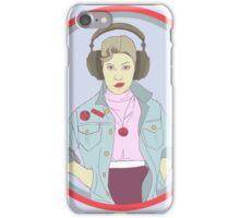 Schoolyard Rebel iPhone Case/Skin