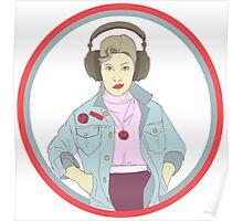 Schoolyard Rebel Poster