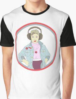 Schoolyard Rebel Graphic T-Shirt
