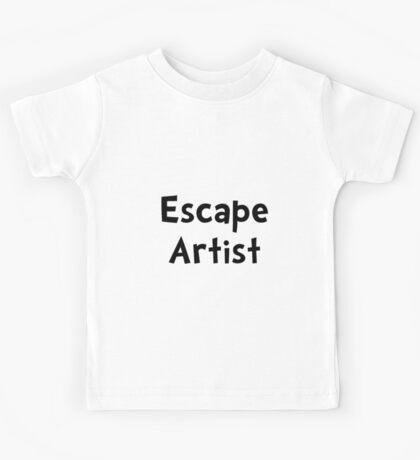 Escape Artist Kids Tee