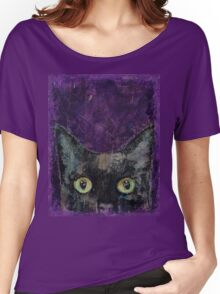 Night Prowler Women's Relaxed Fit T-Shirt