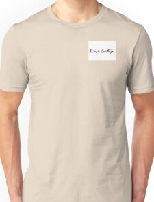 Daviscoatings Unisex T-Shirt