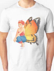 Retro Fairy Unisex T-Shirt