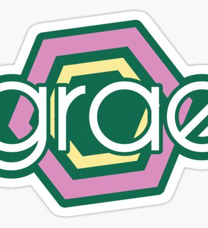 Grae (Youtube Channel Logo) Sticker