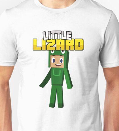 Little Lizard Gaming - Minecraft Youtuber Unisex T-Shirt