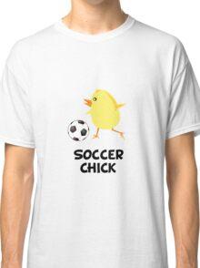 Soccer Chick Classic T-Shirt