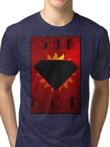 Sun God Tri-blend T-Shirt