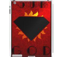 Sun God iPad Case/Skin