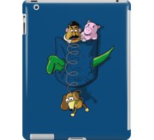 Pocket Story iPad Case/Skin