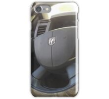 Traveling with trucks iPhone Case/Skin