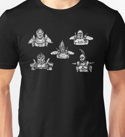 All of the Morrowind Guards Unisex T-Shirt
