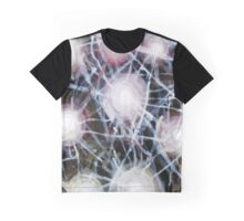 Glowing Orbs Graphic T-Shirt