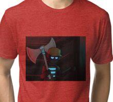 Danger Zone Tri-blend T-Shirt