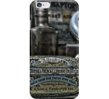 Medicine cabinet iPhone Case/Skin