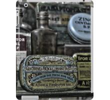 Medicine cabinet iPad Case/Skin