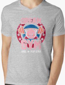 Dream Gym Mens V-Neck T-Shirt