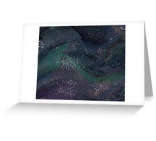 Nebulous Greeting Card