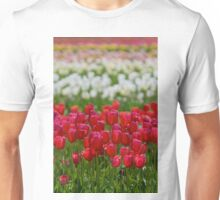 Field of Tulips Unisex T-Shirt