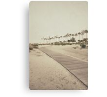 Shoreline Trail Canvas Print
