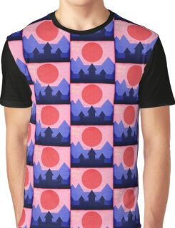 MK FA Sunset Graphic T-Shirt