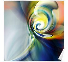 Abstract composition 131 Poster
