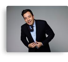Jimmy Fallon Canvas Print