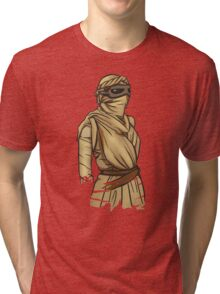 Rey: The Force Awakens Tri-blend T-Shirt