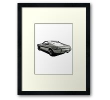AMC Javelin Framed Print