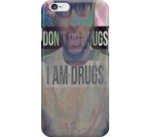 I Dont Do Drugs iPhone Case/Skin
