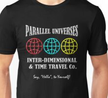 Parallel Universes Travel Co. Unisex T-Shirt