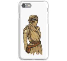Rey: The Force Awakens II iPhone Case/Skin