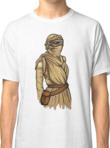Rey: The Force Awakens II Classic T-Shirt