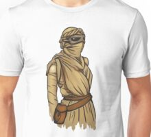 Rey: The Force Awakens II Unisex T-Shirt