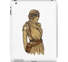 Rey: The Force Awakens II iPad Case/Skin