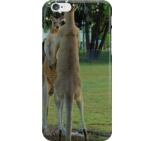 Unacceptable behaviour in Suburbia  iPhone Case/Skin