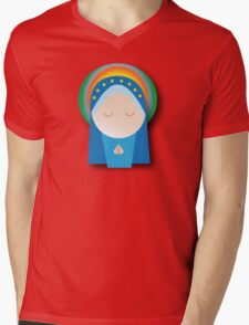Hail mary Mens V-Neck T-Shirt