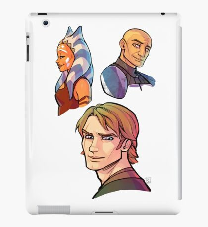 TCW In Happier Times ver.2 iPad Case/Skin