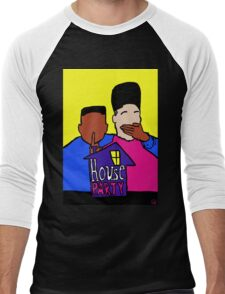 Welcome to my HOUSE PARTY Men's Baseball ¾ T-Shirt