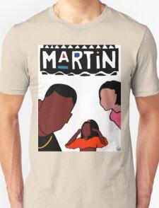 Martin (White) Unisex T-Shirt