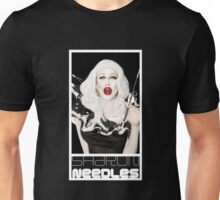 Sharno Needles - The Face Unisex T-Shirt