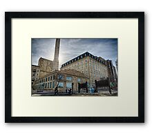 Minneapolis 33 Framed Print